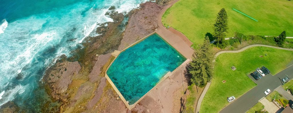 Continental Rock Pool Kiama