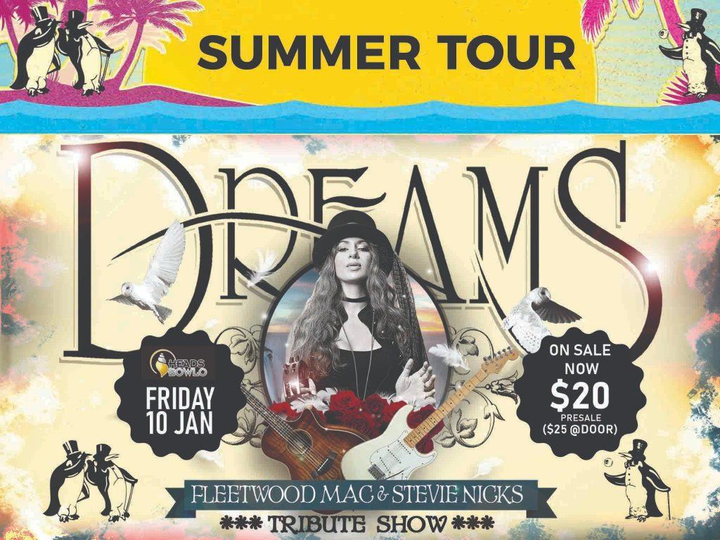 Dreams - Fleetwood Mac and Stevie Nicks Tribute Show