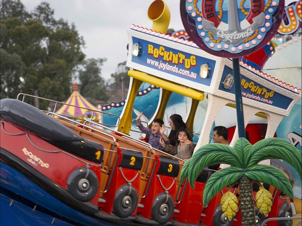 Huskisson Carnival