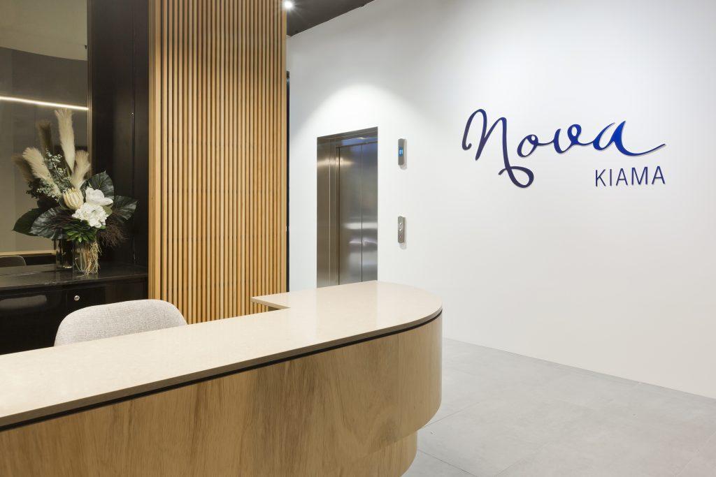 Nova Kiama Reception