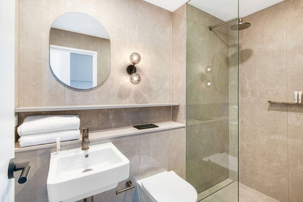 Nova Kiama Hotel Designer Bathroom