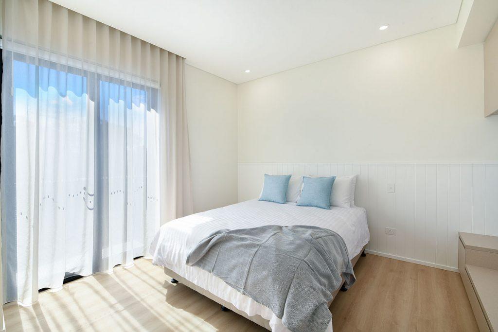 Nova Kiama Hotel Bedroom